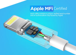 Ugreen MFi USB Cable for iPhone®