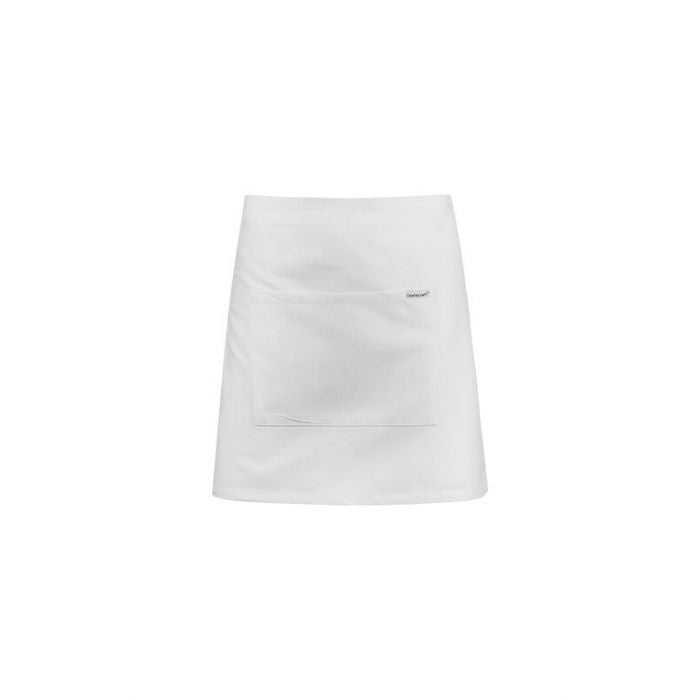 CA022 1/4 Length Apron With Pocket