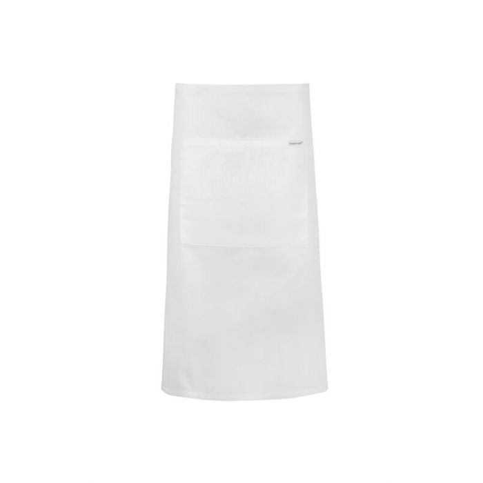 3/4 LENGTH APRON WITH POCKET