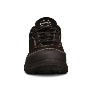 Oliver Black Lace Up Safety Joggers 34-613