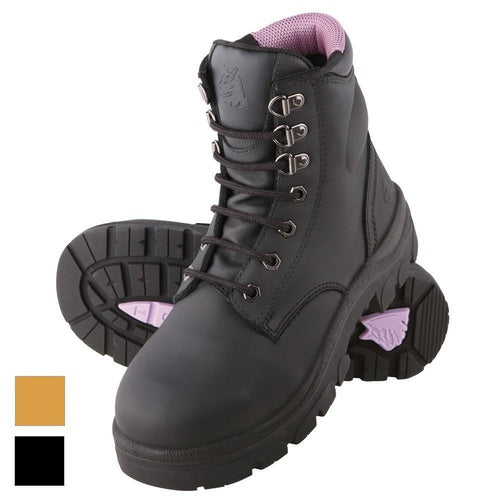 Steel Blue Women's Argyle 140mm Safety Boots 512702