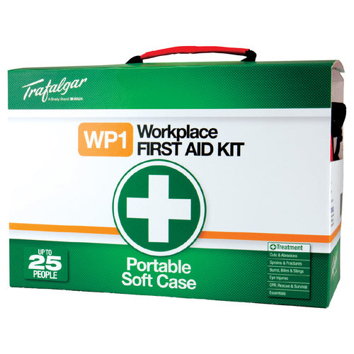 Workplace Soft Case First Aid Kit 876476 – WP1