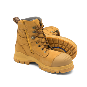 Blundstone 992 XFoot Rubber 150mm Z/Sided Safety Boots