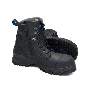 Blundstone 997 150mm Zip Sided Safety Boots