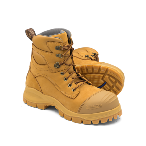 Blundstone 998 XFoot Rubber 150mm Bump Cap Safety Boots