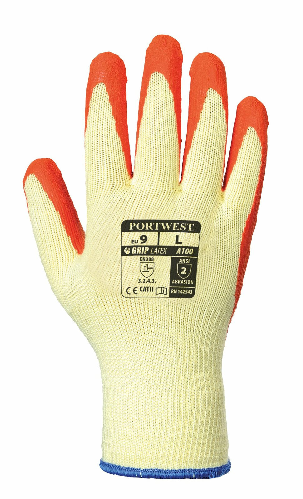 A100 Grip Glove - Latex