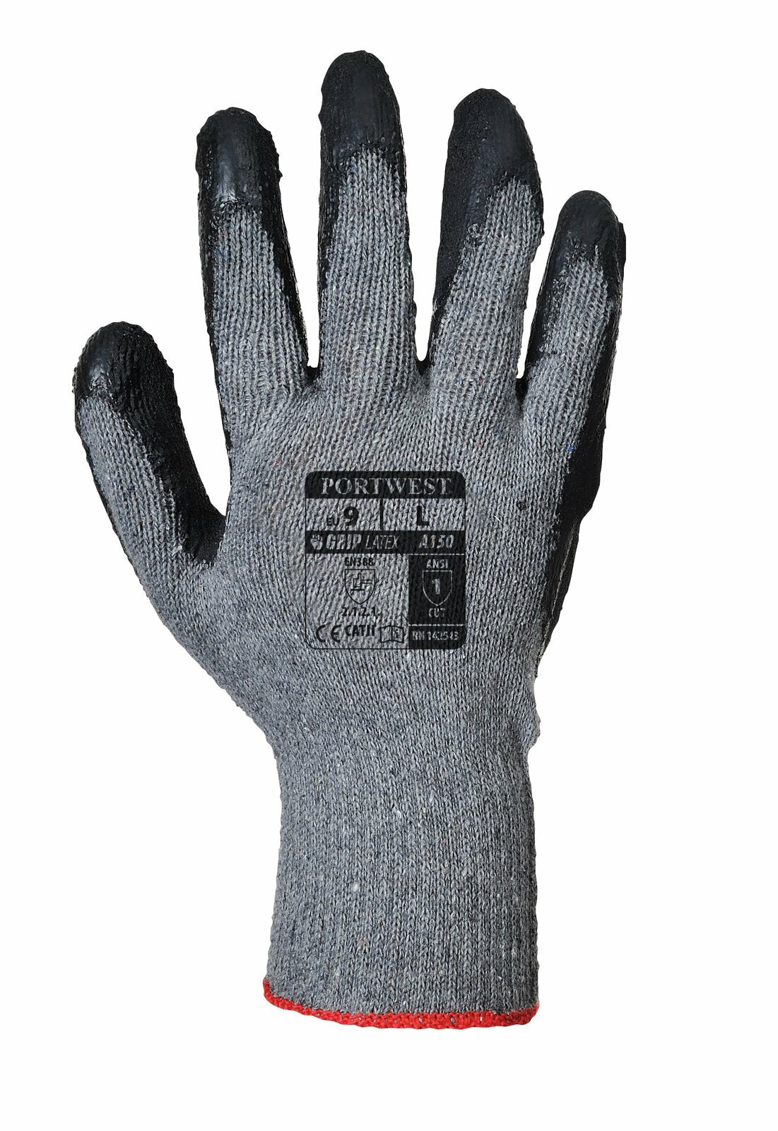 A150 Fortis Grip Glove - Latex