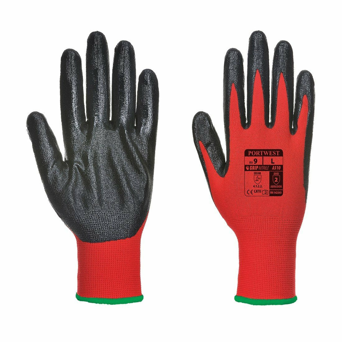 A310 Flexo Grip Nitrile Glove