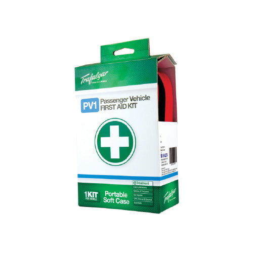 PASSENGER VEHICLE FIRST AID KIT