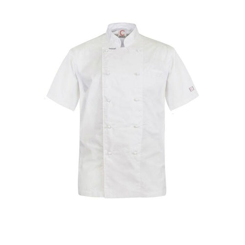 CJ049 Exec Chef Jacket S/S Light