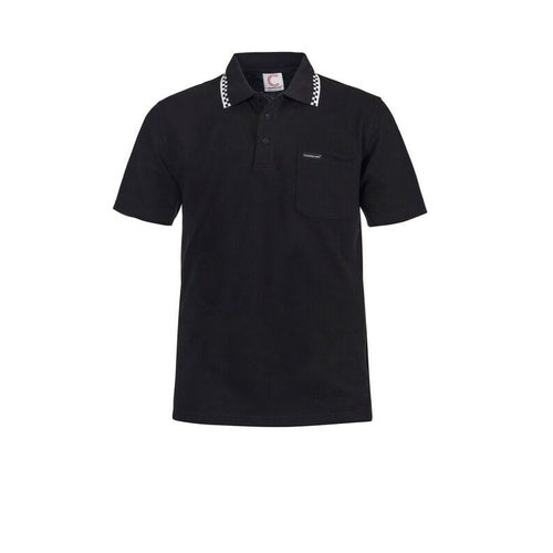 HOSPITALITY POLO SHORT SLEEVE