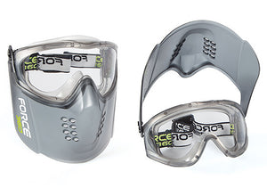 FPR860 Guardian Clear Goggles and Face shield