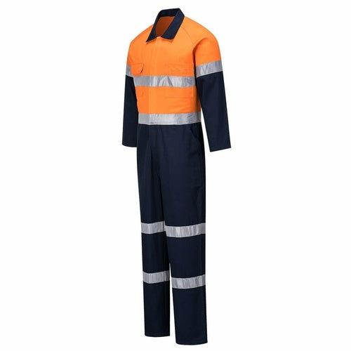 MA931 Regular Weight Combination Coveralls with Tape