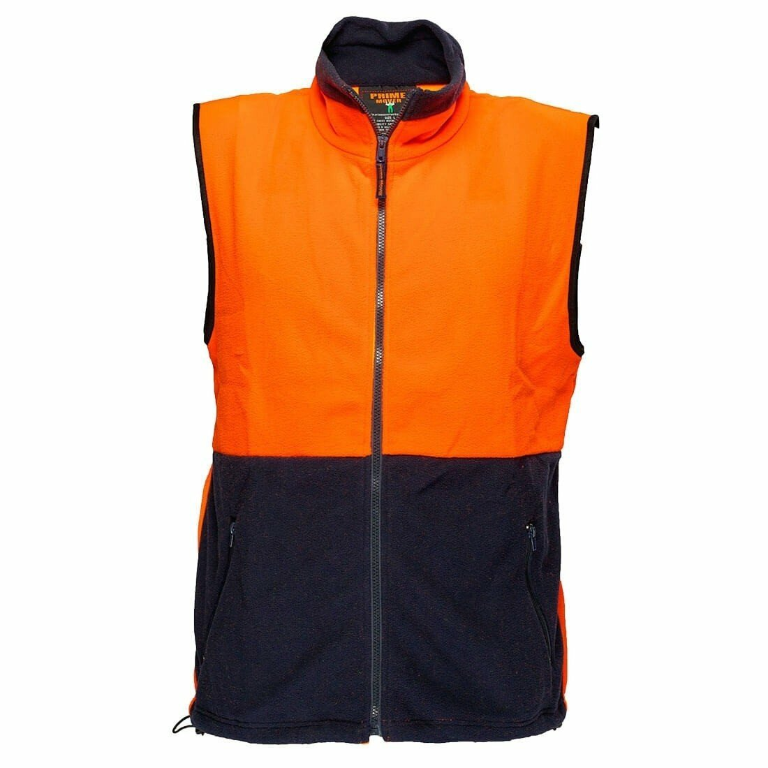MF114 Polar Fleece Vest