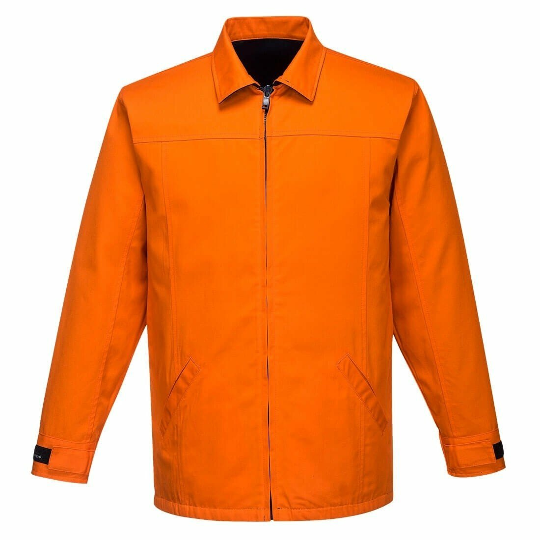 MJ288 100% Cotton Drill Jacket with Stain Repellent Finish