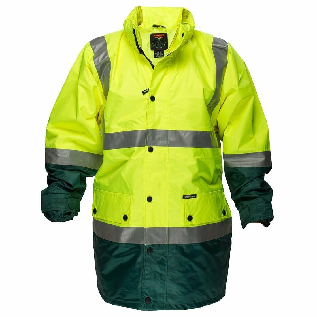 MJ306 Eyre Lightweight Hi-Vis Rain Jacket with Tape
