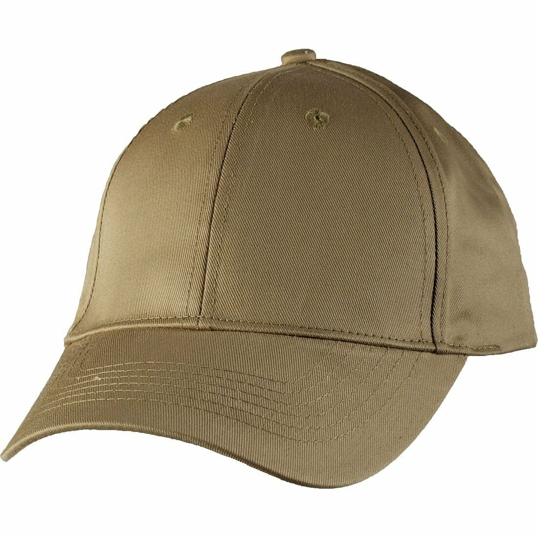 Cotton Peaked Cap