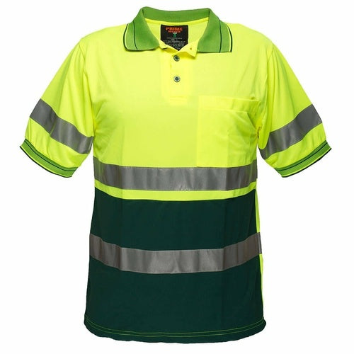MP510 Short Sleeve Micro Mesh Polo with Tape