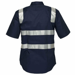 MS909 Brisbane Shirt, Short Sleeve, Regular Weight