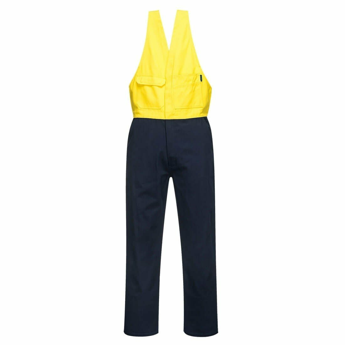 MW311 Regular Weight Action Back Overalls