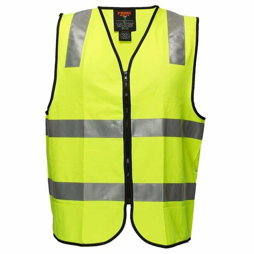 MZ102 Day/Night Safety Vest with Tape