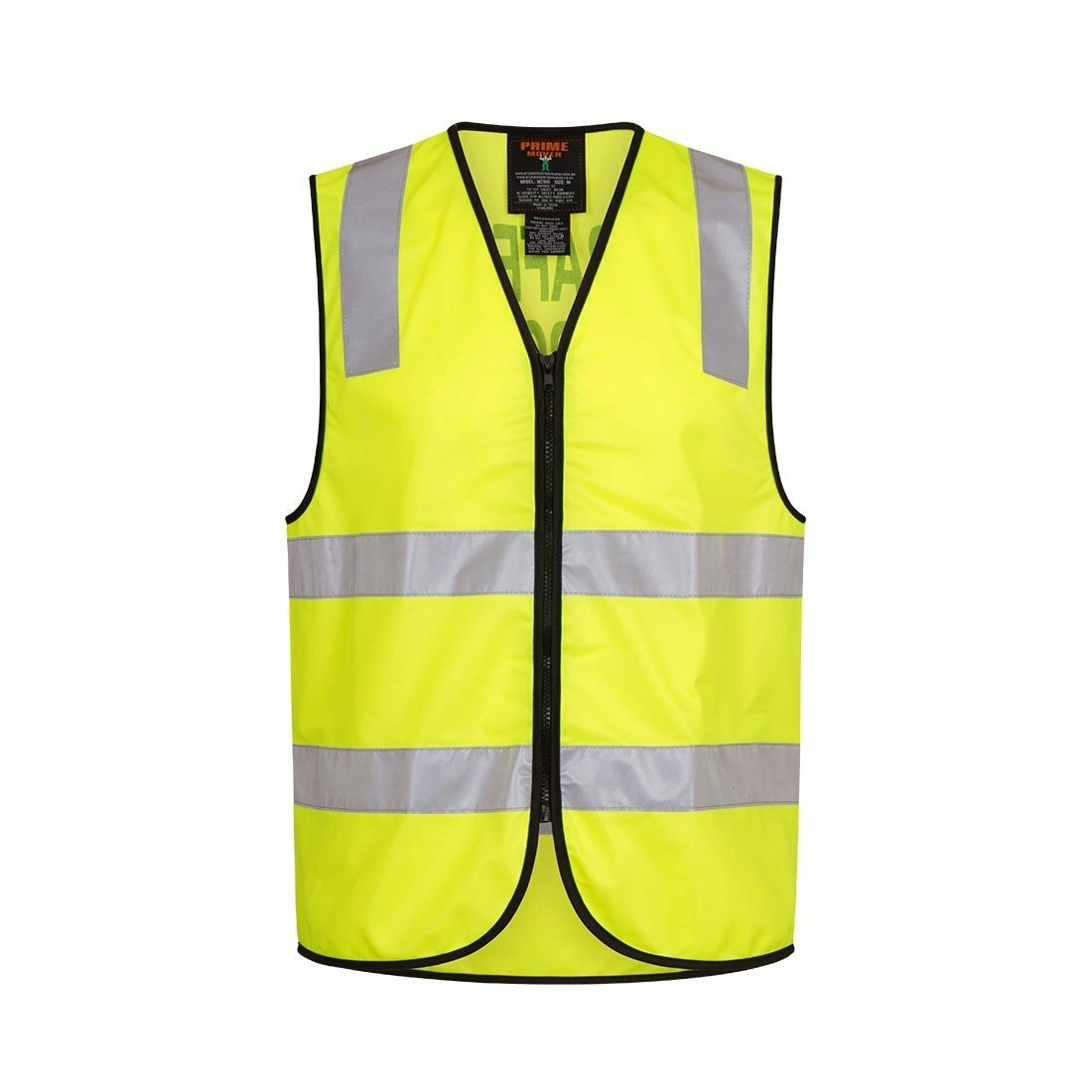MZ105 Day/Night Safety Vest with Tape