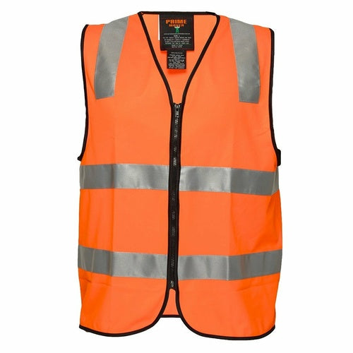 MZ107 Day/Night Safety Vest with Tape