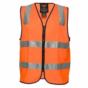 MZ108 Day/Night Safety Vest with Tape