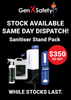 Automatic Sanitiser Station Pack