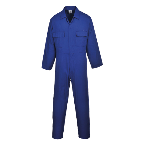 S999 Euro Work Polycotton Coverall