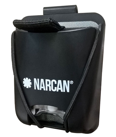 narcan nasal spray single dose carry case