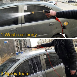 Outdoor Car Storage >> 220v Portable Double Pump Power Supply High Pressure Outdoor Car Washing Machine Vehicle Washing Tools With Storage Box