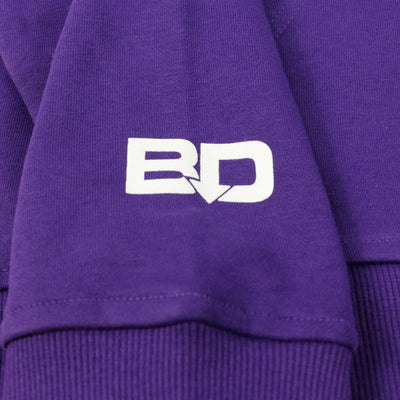 APRIL RELEASE : Bardown x Retro Vibes Hoodie