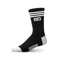 Black Performance Sock