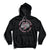 Guelph Storm Center Ice Hoodie - Black