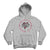 Guelph Storm Center Ice Hoodie - Grey