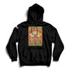Happy Land Black Hoodie