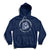 Mississauga Steeleheads Center Ice Hoodie - Navy