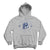Mississauga Steeleheads Center Ice Hoodie - Grey