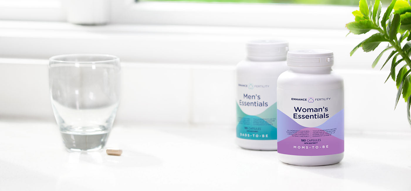 Fertility Supplements for Men and Women