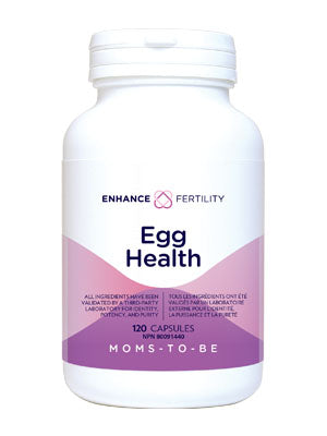 Supplements for Egg Quality by Enhance Fertility.
