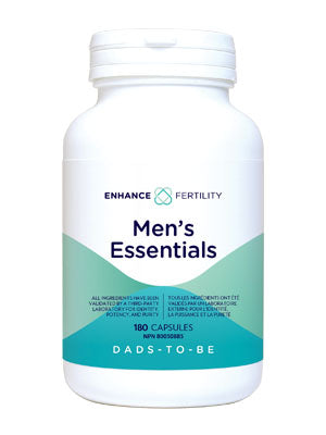 Fertility Supplements for Men by Enhance Fertility.