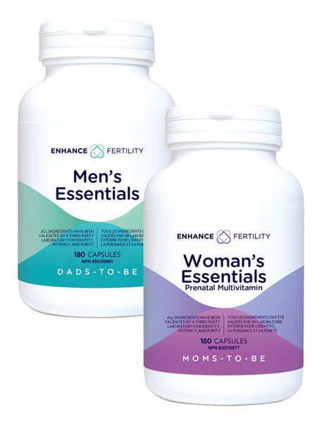 Prenatal Supplements by Enhance Fertility.