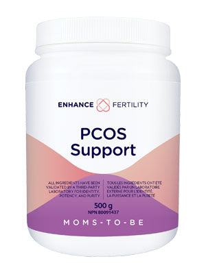 PCOS Supplements by Enhance Fertility.