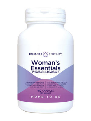 Women's Prenatal Multivitamin, Prenatal Vitamins by Enhance Fertility.