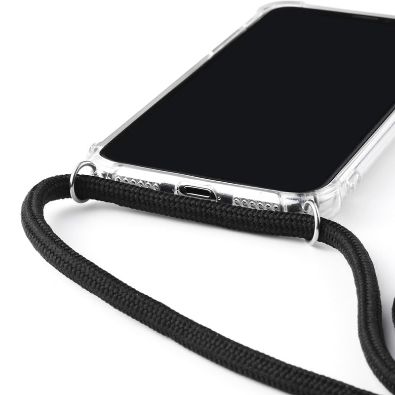Shoulder Neck Strap Phone Case