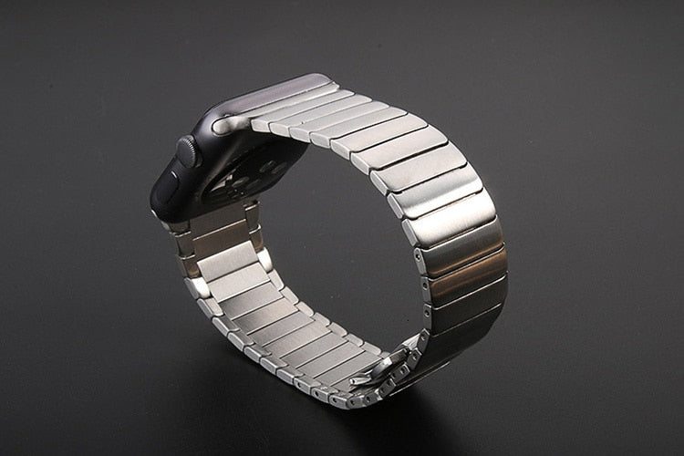 Luxury Stainless Steel Band for Apple Watch