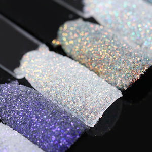Magic Shell Nail Glitter