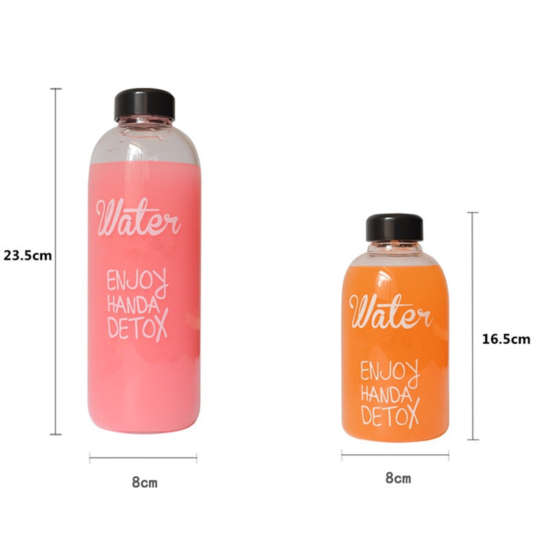 1000 ml Large Water bottle with a Bag