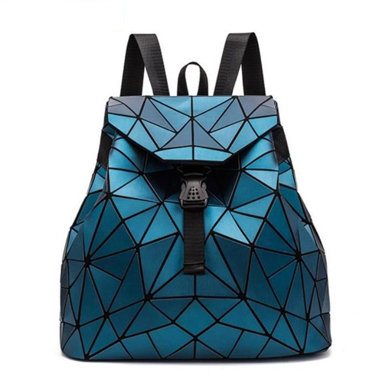 Holographic Geometry Backpack
